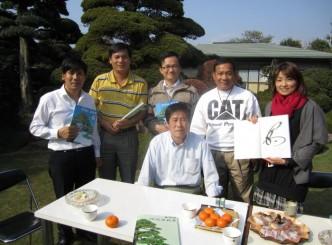 Đi thăm vườn Nghệ Nhân Masahiko Kimura